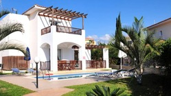 Villa Diamond-2 is a beach holiday villa for rent in Chlorakas, Cyprus.This in-resort villa offers 2 bedrooms (sleeps 5) and has a private pool.